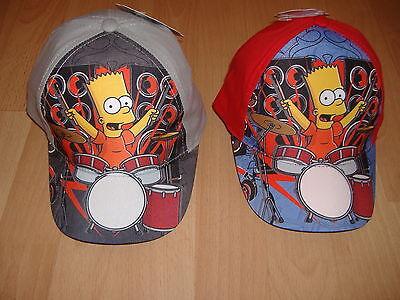 boys Bart simpsons the simpsons  hat//scarf set HM4284