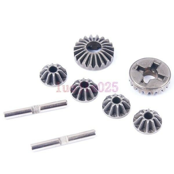 85736 HSP Diff.Gears+Pins For RC 1/8 Model Car Spare Parts