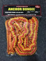 Airhead Anchor Bungee Line Rope Stretches From 14' To 50' For Boats Ahab-1