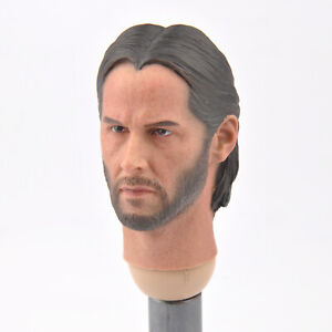 1-6-Scale-John-Wick-Keanu-Reeves-Male-Head-Sculpt-Fit-12-039-039-Action-Figure-Toy