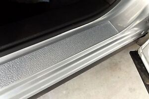 1M-CAR-Door-Sill-Scuff-Plate-Bumper-Protector-Film-Translucent-50mm-2-034-RUBBER