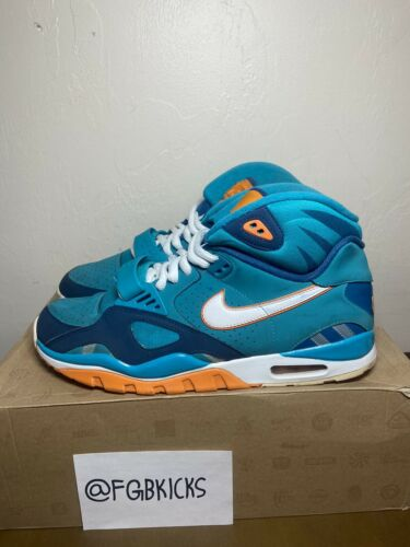 Nike Air Trainer Sc 2 Qs Nfl Dolphins Size 11