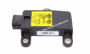Genuine Hyundai 95690-3F100 Yaw Rate Sensor