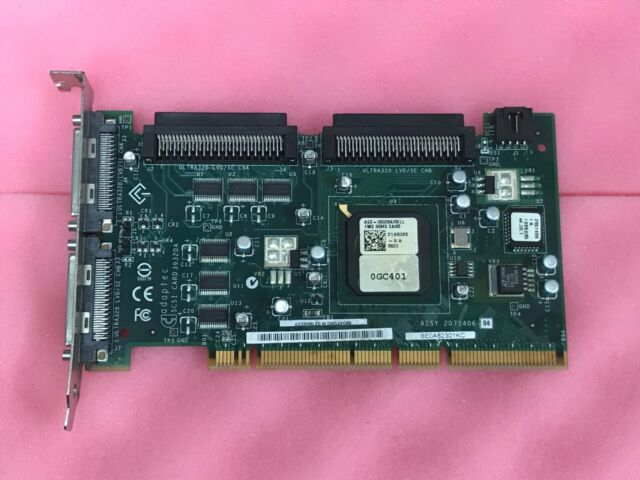 ADAPTEC SCSI CARD 39320A-R WINDOWS 10 DRIVER DOWNLOAD