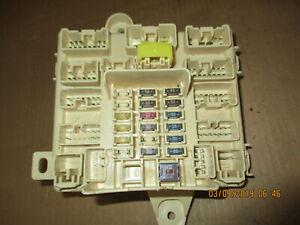 [SCHEMATICS_48IU]  2002 LEXUS IS300 INTERIOR RIGHT PASSENGER SIDE UNDER DASH FUSE BOX | eBay | Is300 Fuse Box |  | eBay