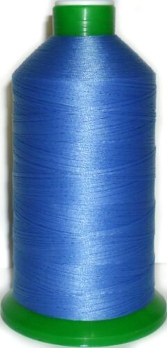 ASSORTED COLOURS IPCABOND THREADS 2300MTRS STRONG BONDED NYLON THREAD 30/'S