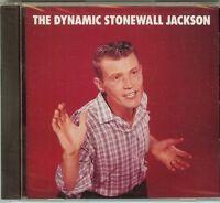 Stonewall Jackson - The Dynamic - Cd - - Fast Free Shipping