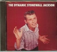 Stonewall Jackson - The Dynamic - Cd - - Fast Free Shipping