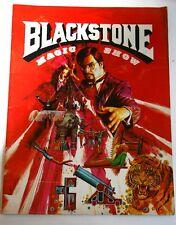 HARRY BLACKSTONE JR. MAGIC SHOW FLYER!  1970'S  YOU GET 10 (TEN) COPIES!!!!