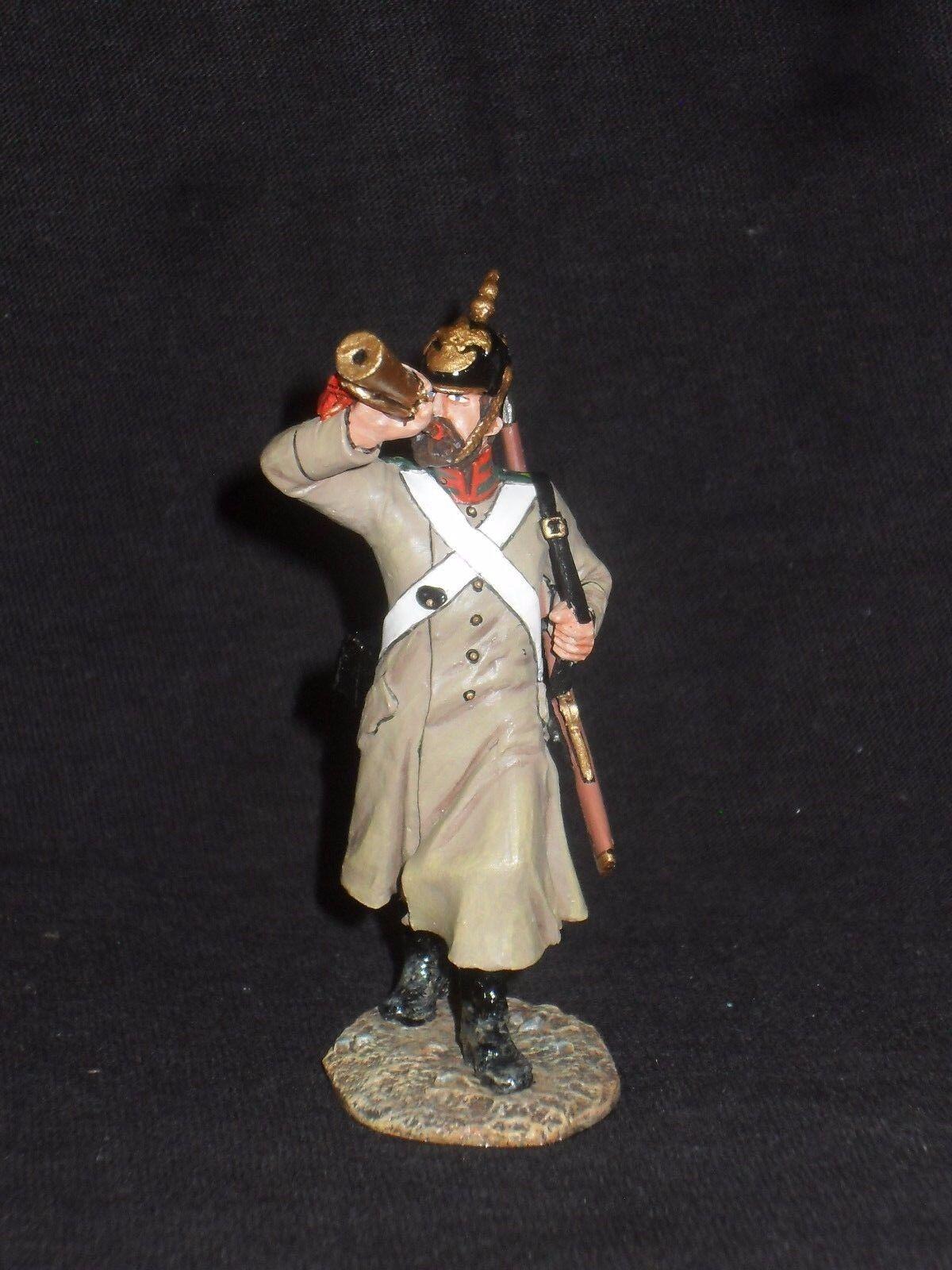 KING AND COUNTRY CRIMEAN WAR CRW40 RUSSIAN BUGLER.