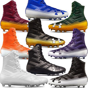 UNDER-ARMOUR-UA-HIGHLIGHT-MC-3-Mens-High-Top-Football-Cleats-PICK-SIZE-COLOR