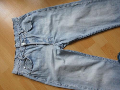 Hellblau Excalibur 100 Blue Herren Jeans W31 Cotton L32 Light 7IvOw