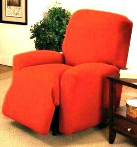 JERSEY RECLINER COVER---LAZY BOY---FOREST---PICK FROM 9 SOLID COLORS /& 3 PRINTS
