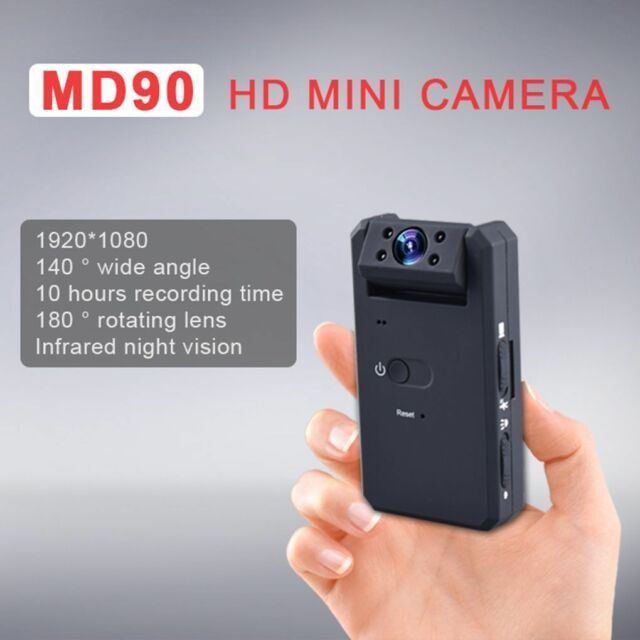 MD90 HD USB 3.0 1080p DV Mini Camera Camcorder Micro Cam Motion Detection New