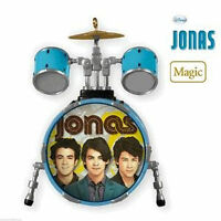 Rock Out 2010 Hallmark Disney Channel's Jonas Ornament - Band Drums Music Sing