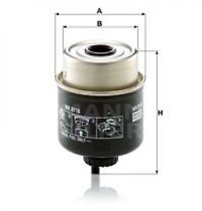 Hombre WK 8118 combustible filtro