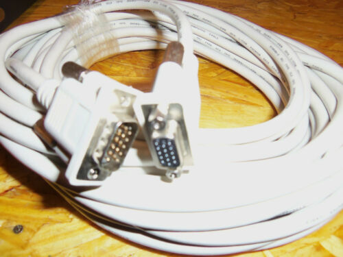 L com 50/' serial computer cable 26 awg cs2h15mf-50 89M8607