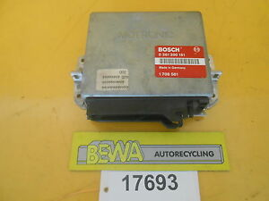 Steuergeraet-Motor-BMW-5er-E34-0261200151-Nr-17693