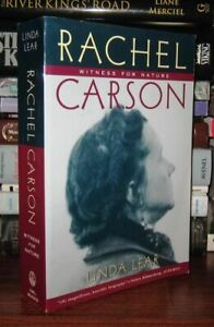 Lear, Linda RACHEL CARSON Witness for Nature 1st Edition Thus 1st Printing