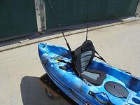 Kayak Seat Backrest Fishing Seat For Ultimate Comfort
