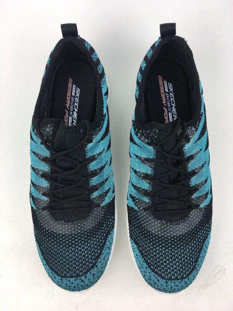 Skechers Fashion BOBS Women's Swift-Zap Zing Fashion Skechers Sneaker SZ 10 Memory Foam db5e8c