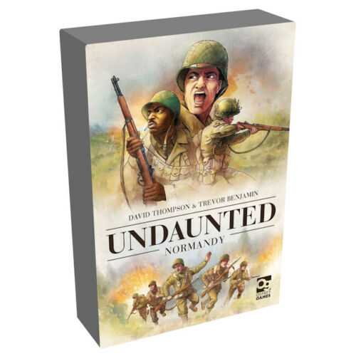 Undaunted: Normandy Boardgame NEW OVP Factory Sealed!!