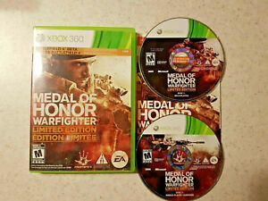 Medal-of-Honor-Warfighter-Limited-Edition-Microsoft-Xbox-360-Complete-CIB-Games