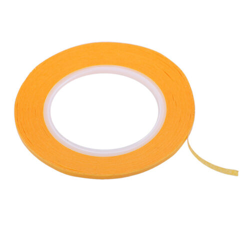 4 Rollen gelbes Maskenband 2mm /& 3mm /& 4mm /& 6mm Home Painting Dekoration DIY