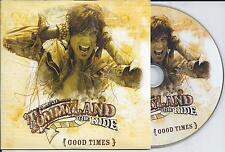 TOMMY LEE - Good times CD SINGLE 2TR CARDSLEEVE 2005 RARE! (Mötley Crüe)
