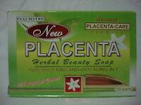 Psalmstre Placenta Herbal Beauty Soap With Papaya Extract135g Each Bar