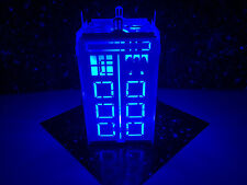Doctor Who - Mini Tardis Weeping Angel Edition Night Light Tea Lamp Police Box