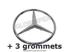 Mercedes w124 w201 OEM trunk decklid Trunk Star KIT OEM + 1 year Warranty