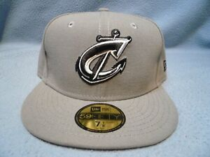 2588b2a90f5 New Era 59fifty Columbus Clippers Sz 7 1 8 BRAND NEW Fitted cap hat ...