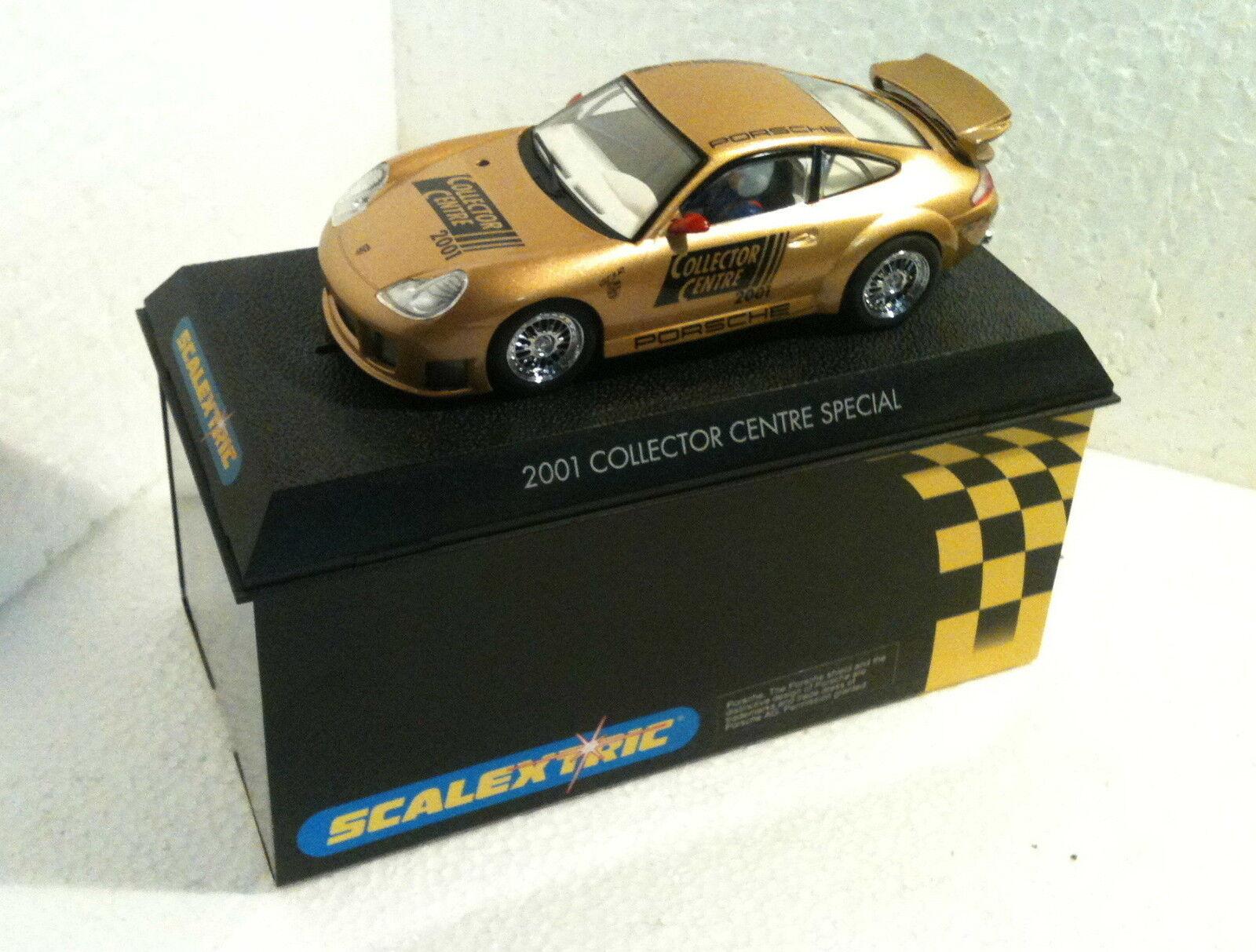 QQ C 2388 Scalextric UK Porsche 911 GT3R 2001 Collector Centre - Scalextric UK