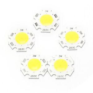 5pcs-3W-COB-LED-Chips-LED-Strip-Bar-Light-Bulb-Lamp-Flood-Light-DC9-10