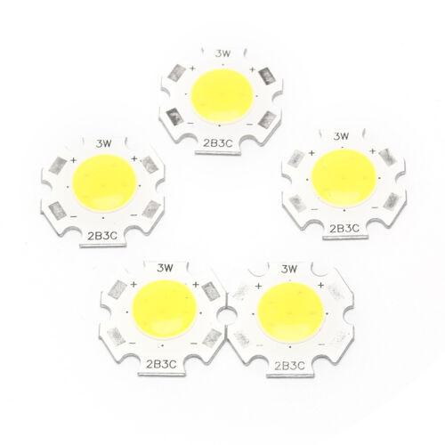 5pcs 3W chip LED COB LED LED Strip Bar lampadina lampada luce di inondazion-KTSP