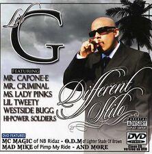 Lil G - Different Stilo [New CD]