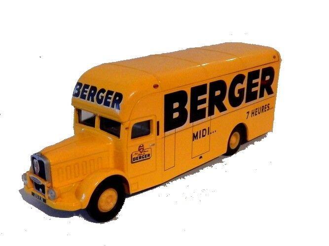 Bernard type 110  Berger  CORGI