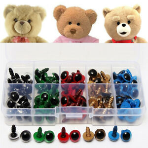 80pcs-8-Mixed-Color-Plastic-Safety-Eyes-Washers-for-Animal-Toy-Teddy-Bear-Doll
