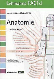 Anatomie: Lehmanns FACTs! | Buch | Zustand gut