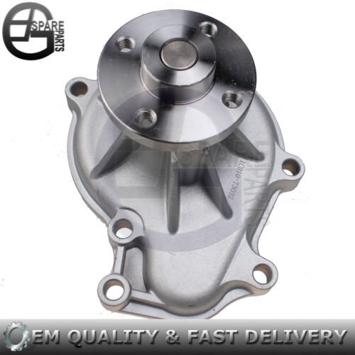 New Water Pump With Gasket Fit for Kubota M100 M105 M108 M110 M6800 M8200