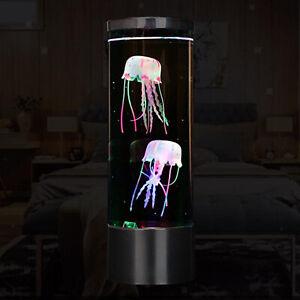 USB Powered Led Jellyfish Lampe Kinder der Nacht Licht Hause Nacht Decor