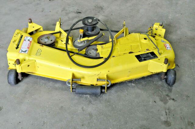 john deere 240 complete 48 inch mower deck 245 260 265 285