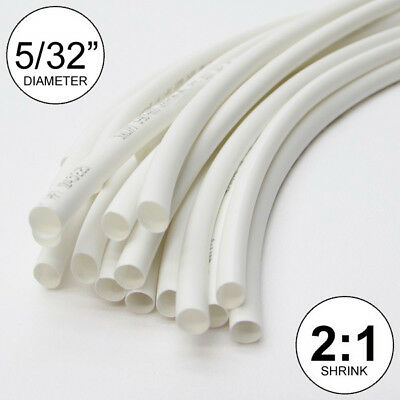 "4/' FEET ft 1/"" inch ID Inner Dia Heat Shrink Tubing 2:1 Ratio Polyolefin COLORS"
