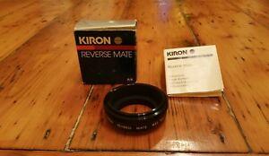 Kiron Reverse Mate Reverse SLR Camera Lense Mount Adapter - Rochester, United Kingdom - Kiron Reverse Mate Reverse SLR Camera Lense Mount Adapter - Rochester, United Kingdom