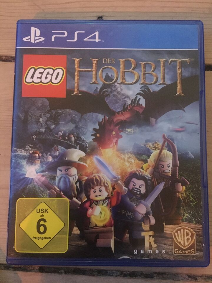 Lego The Movie eller Lego - The Hobbit , PS4, action
