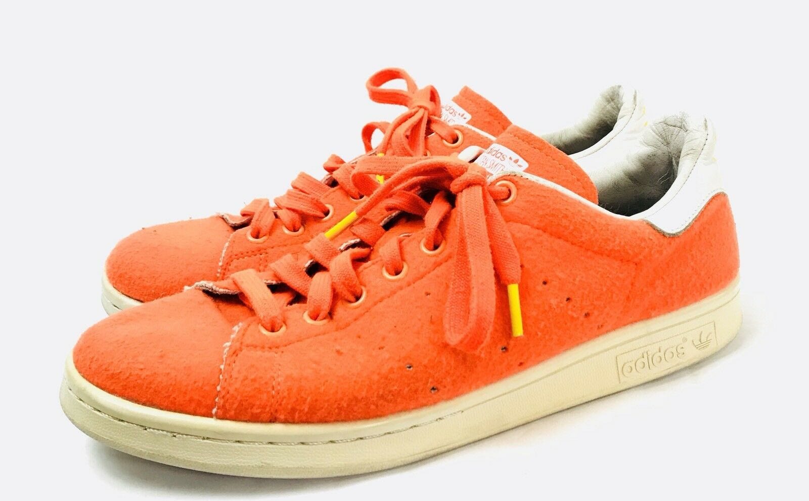 Adidas Stan Smith Pharrell Williams Tennis Ball Sneakers Orange PW B25388 Shoes Seasonal price cuts, discount benefits