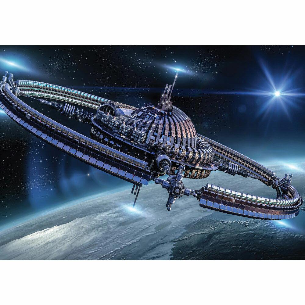 Fototapete Weltraum Weltall Sterne Universum Sonde Technik liwwing no. 2021