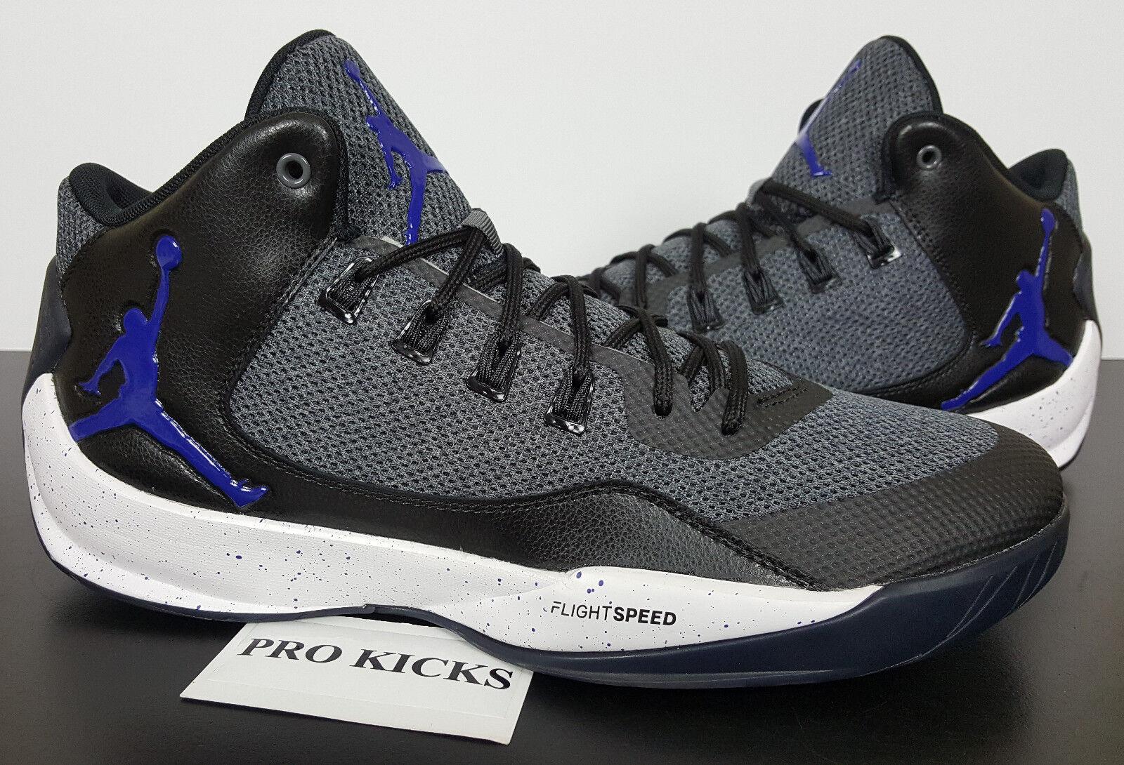 new products 7555e 8f8a5 Nike Nike Nike Air Jordan Rising 2 Basketball negro Concord blanco nuevo  844065-005 reduccion Primero que nada y para ...