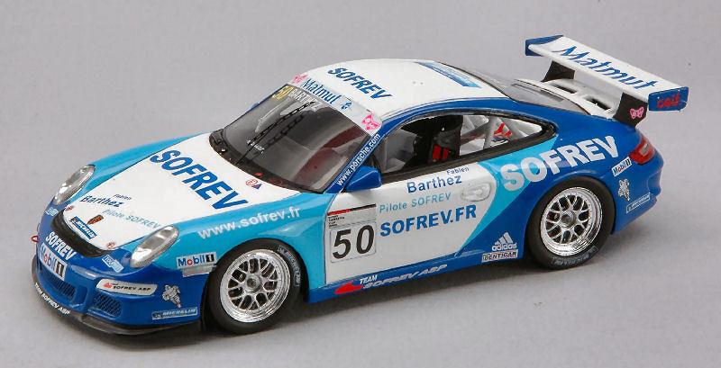 Porsche 997  50 voiturerera cup  2008 1 43 matrix model  économiser 60% de réduction